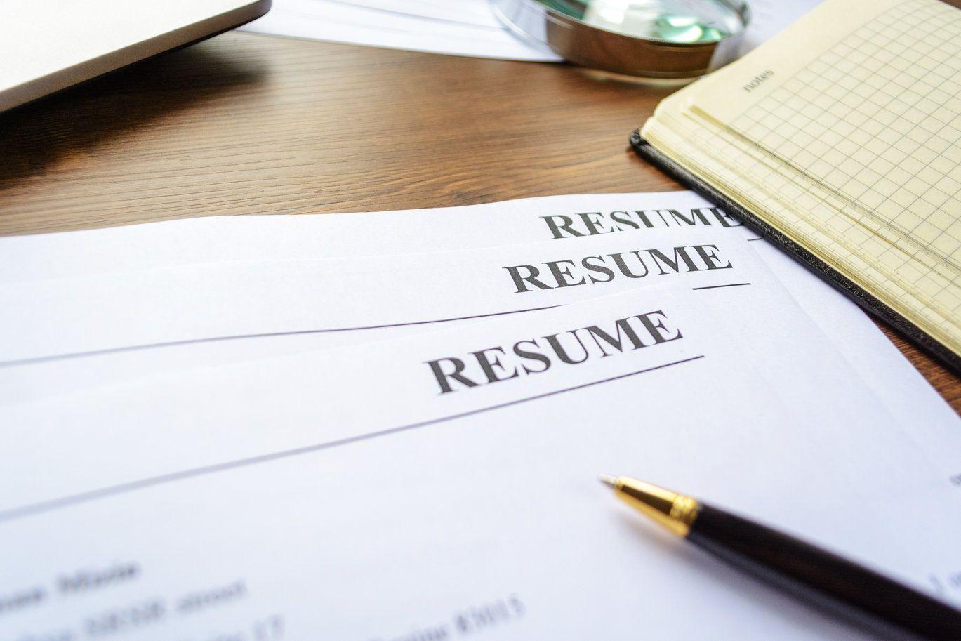 It resume help