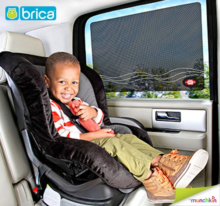 Keep The Car Cool Comfy Brica S White Hot Wrinkle Free Cling