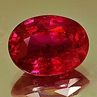 Burma Ruby - stimulates nurturing emotions and economic stability. Excellent for shielding from psychic attacks and gathering and amplifying energy. Helpful for blood-related health issues, such as anemia, menstrual issues, and poor circulation.