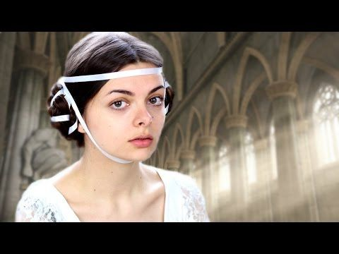 Hair History 13th 15th Century Late Middle Ages Youtube