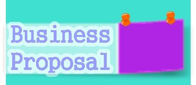 Business Proposal Format  Proposal Guidelines And Samples