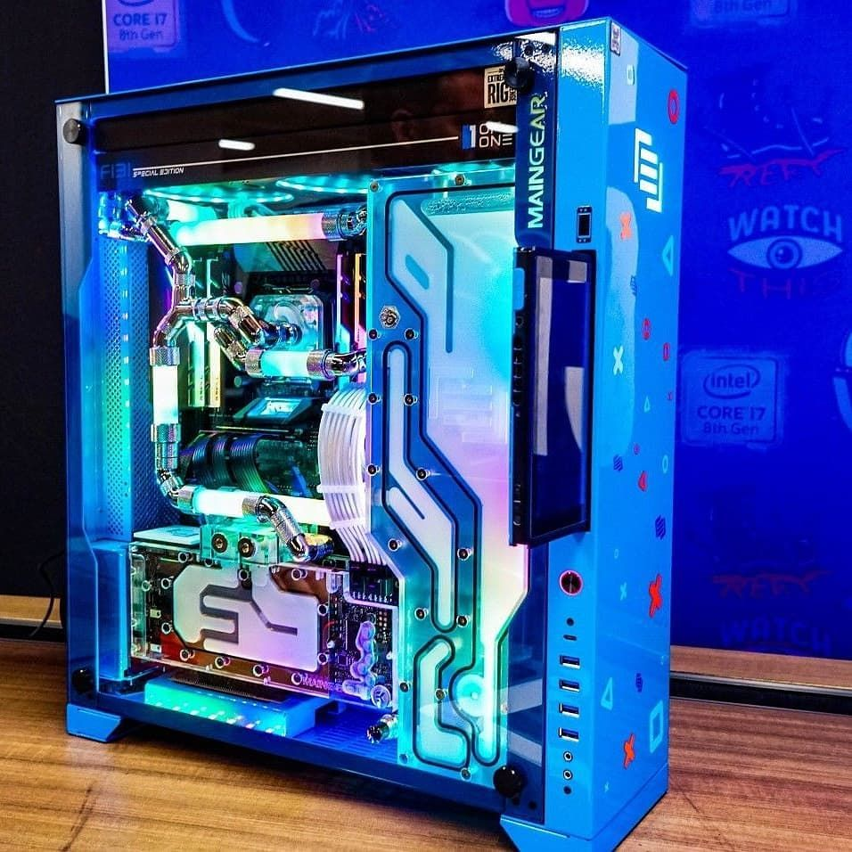 An Eyefull Of Reservoirs I Love It Watercooling