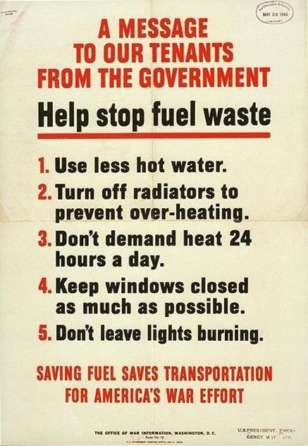 help stop fuel waste