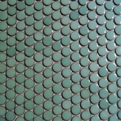 Penny Tile Penny Tile Mosaic Tiles Stone Accent Walls