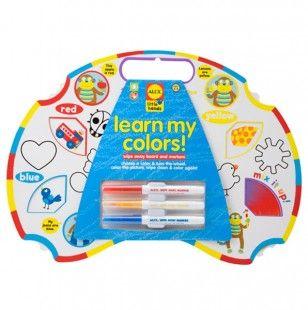 Learn My Colors Board