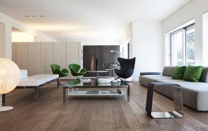 designermobel ideen monica armani, nel soggiorno panca in pelle bianca, design monica armani, divano di, Möbel ideen