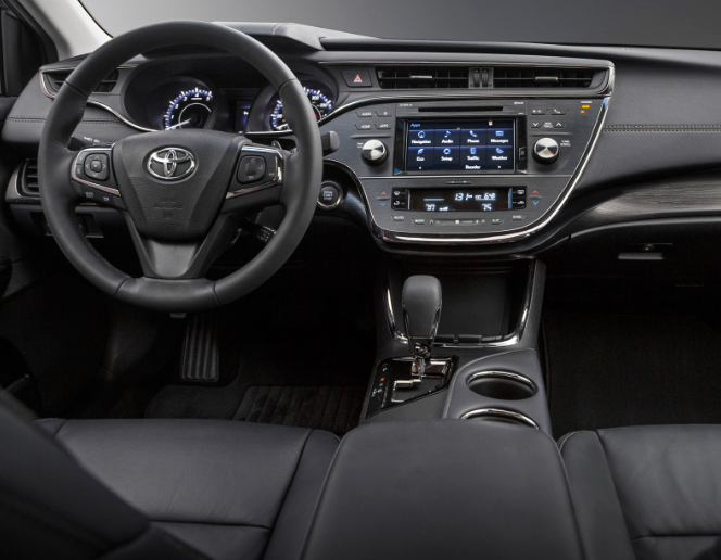 Awesome 2019 Toyota Avalon Interior