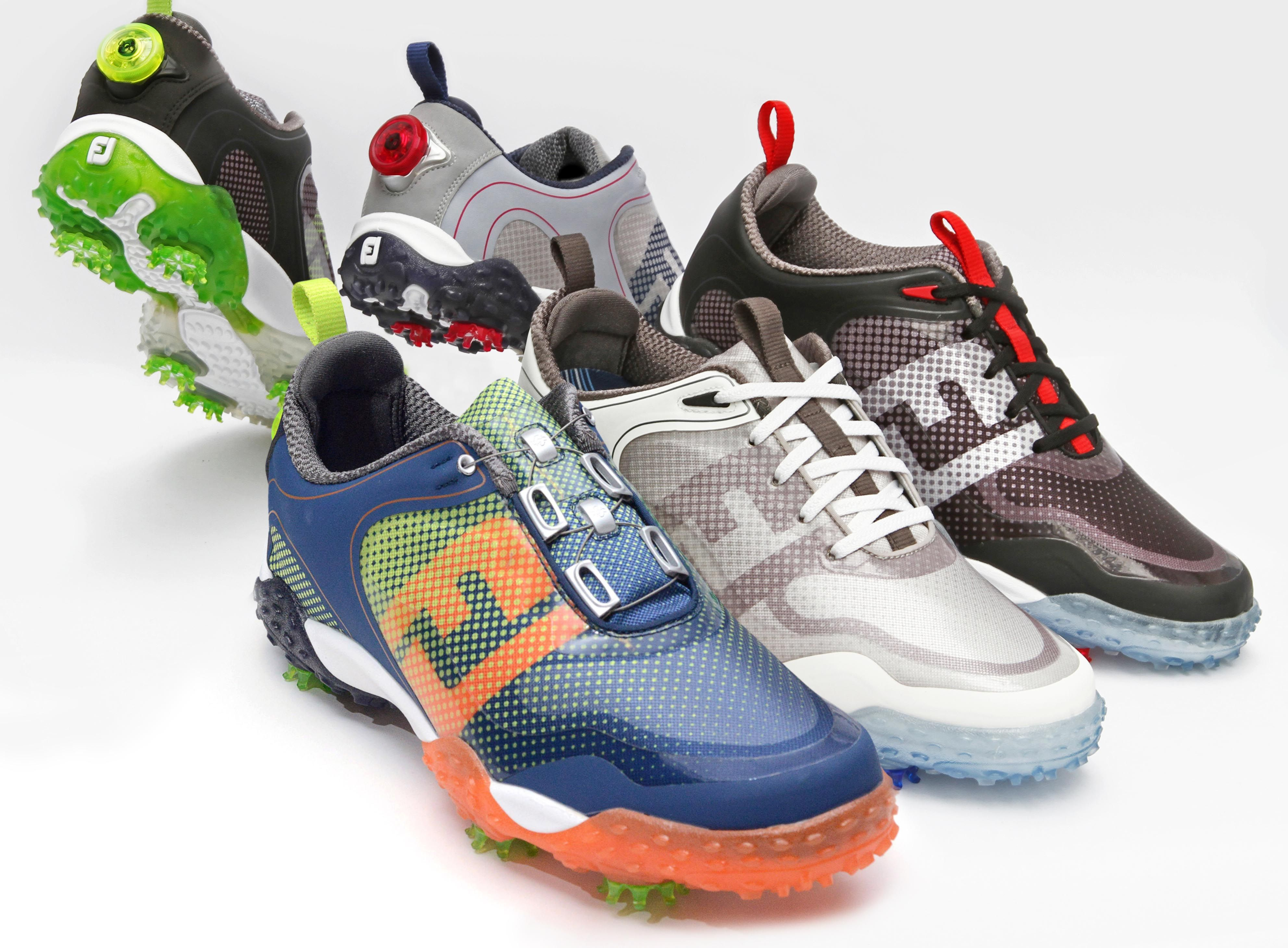 Unleash your power with FreeStyle golf shoes for men. Engineered to deliver  an incredibly flexible