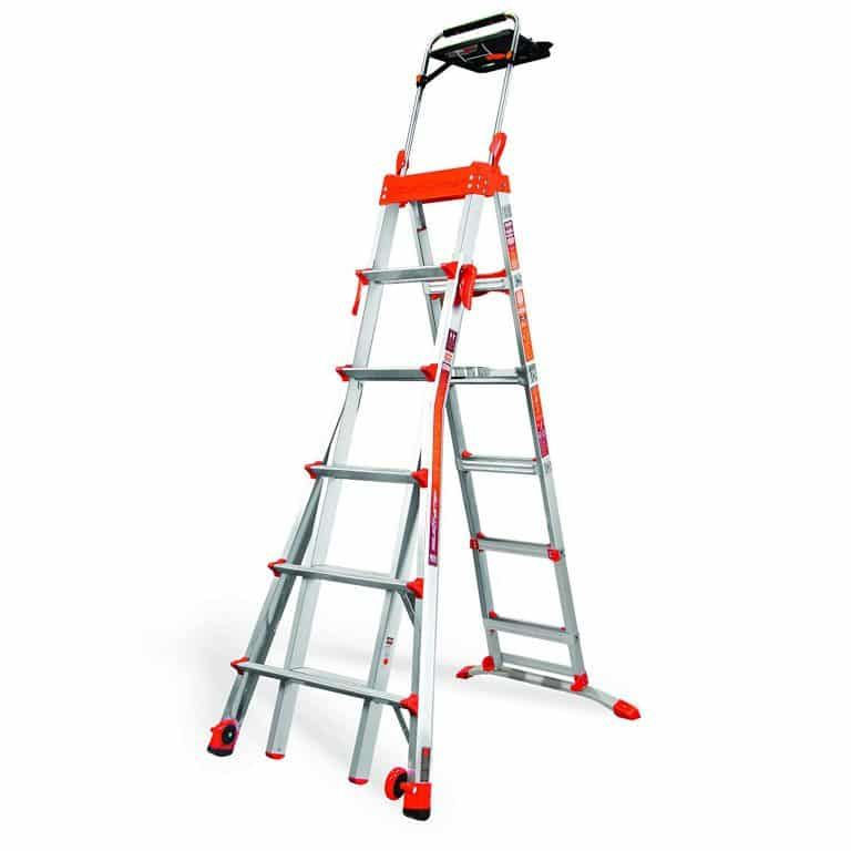Little Giant Ladders 15109 001 Multi Use Ladder Little Giants Step Ladders Multi Ladder