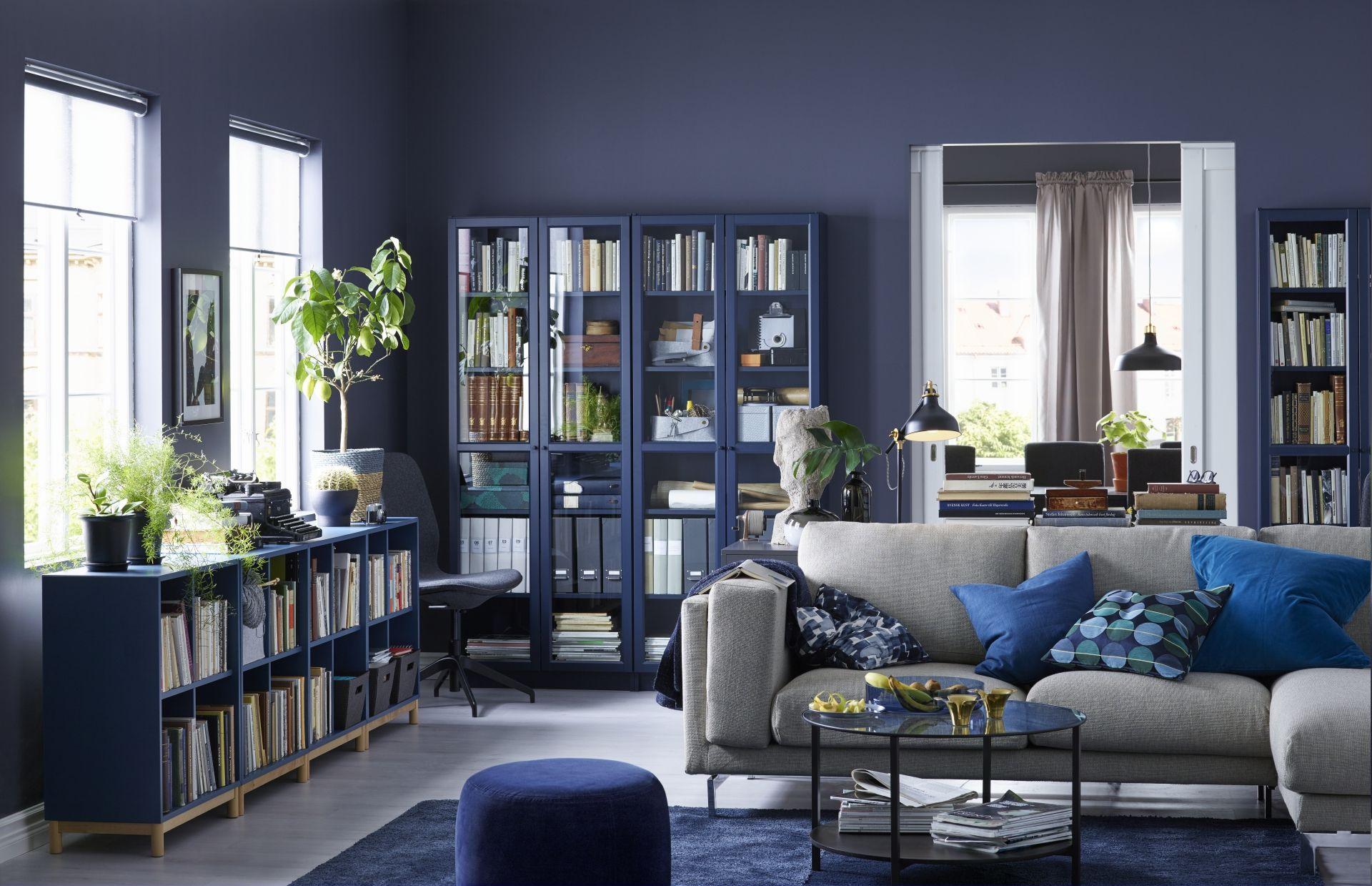 Ikea Billy Inspiratie : Eket kast met vakken wit in ikea catalogus