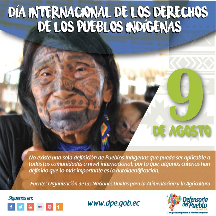 Pin By Defensoría Del Pueblo Ecuador On Día Internacional De Los Derechos De Los Pueblos Indígenas Incoming Call Screenshot