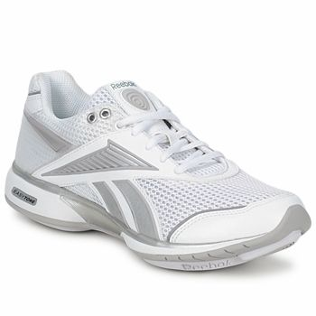 Baskets Reebok EASYTONE REECOMMIT Blanc   Silver e1fc61730