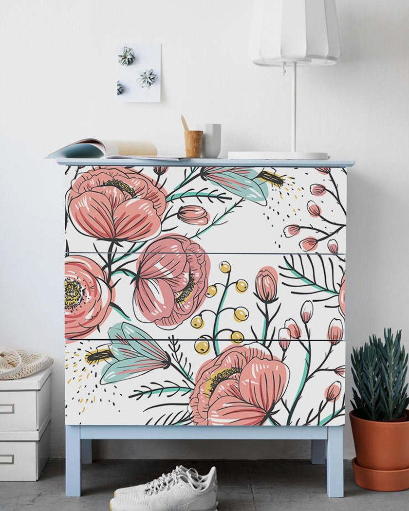 Ikea Hack Shop Brand Kitchen Decals Stickers Ikea Furniture Hacks Home Decor Furniture Makeover
