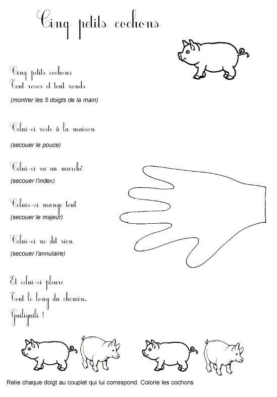 Un Petit Cochon Pendu Au Plafond : petit, cochon, pendu, plafond, Épinglé, Trois, Petits, Cochons