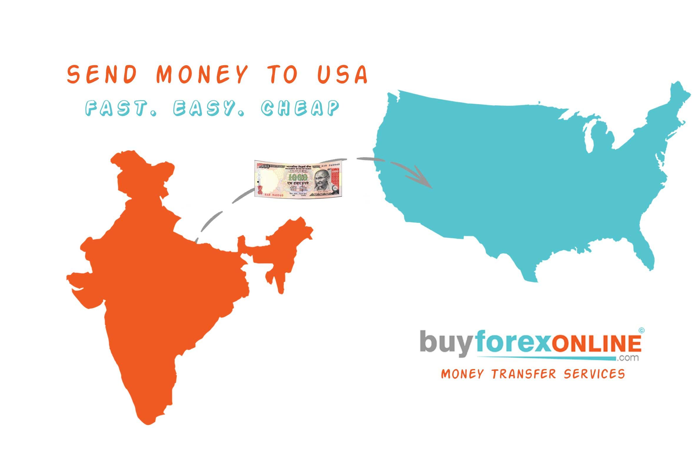 Get Send Money Instantly From India To Us They Offer Best And Instant Transfer Services Online