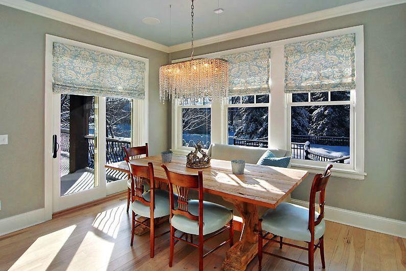 Glass Slider Door Window Treatment