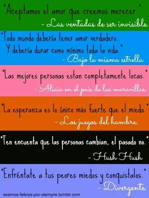 Grandes Frases De Libros Frases Books Book Quotes Y Book Fandoms