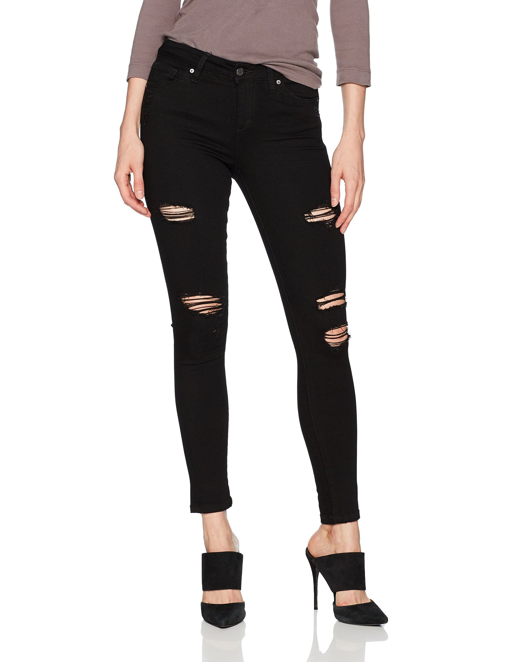 Joes Jeans Womens Icon Mid Rise Skinny Ankle Jean Jeans