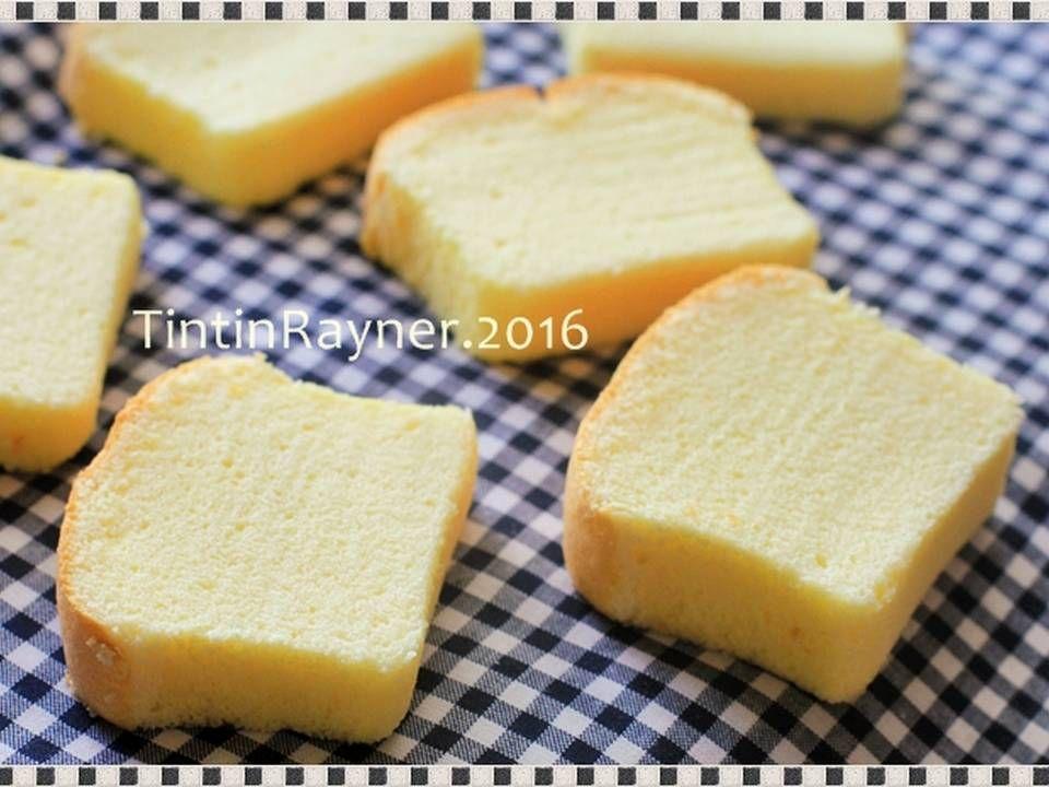 Condensed Milk Cotton Cake 5 Bahan Smooth Silky Recomended Resep Resep Resep Kue Makanan Minuman
