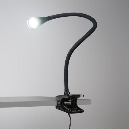 klemmleuchte swan schwarz klemmleuchten pinterest innenbeleuchtung lampen und hochwertig. Black Bedroom Furniture Sets. Home Design Ideas