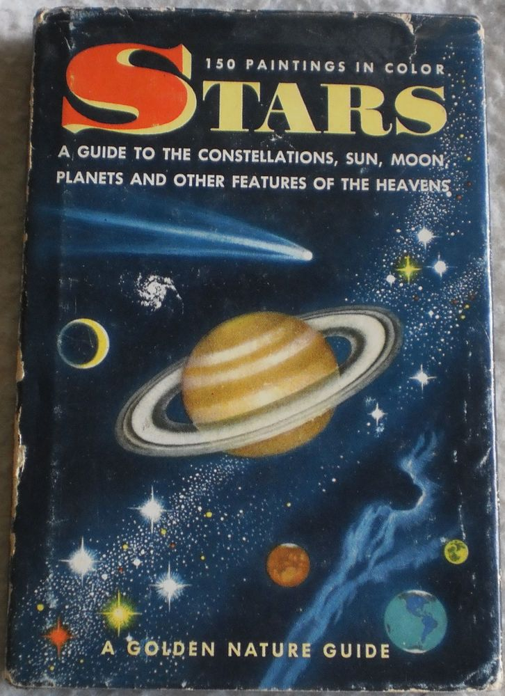 Stars 150 Paintings In Color A Guide To The Constellations 1951