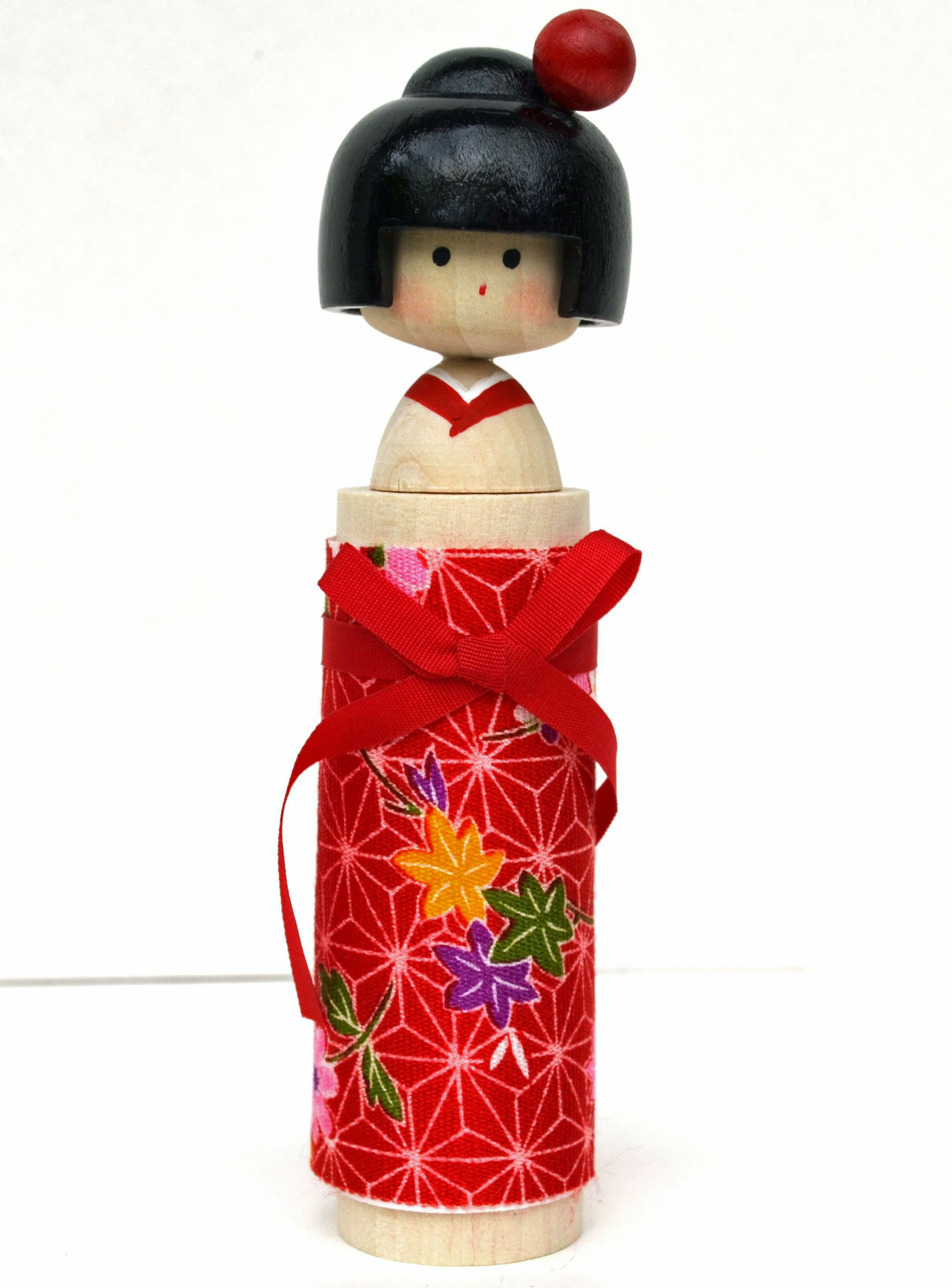 Kokeshi Puppen aus Japan  ww.dixing-shop.de
