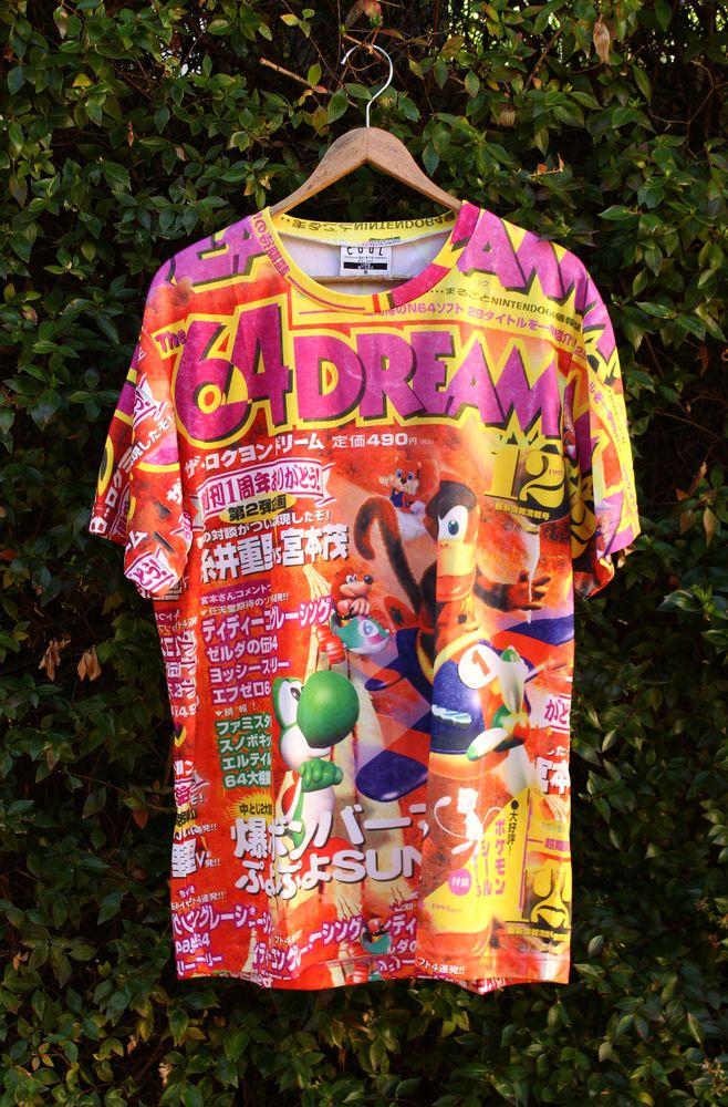 3596717a Very Cool Shirtz The 64 Dream Tee | ICECREAM CLOTHING | Tees, Shirts ...