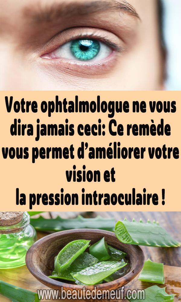 Votre Ophtalmologue Ne Vous Dira Jamais Ceci Ce Remede Vous Permet D Ameliorer Votre Vision Et La Pression Intraoculaire Fruit Health Food