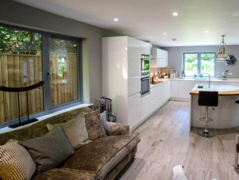 Modern Styling By Elements Kitchens In Reading. See More Images Of This  Lovely Project Here