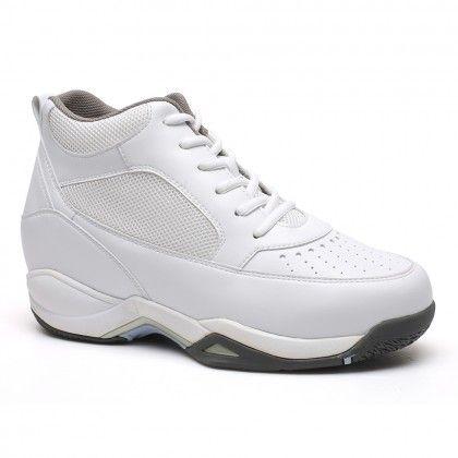 Men Lift Shoes Elevator Sneaker Hidden