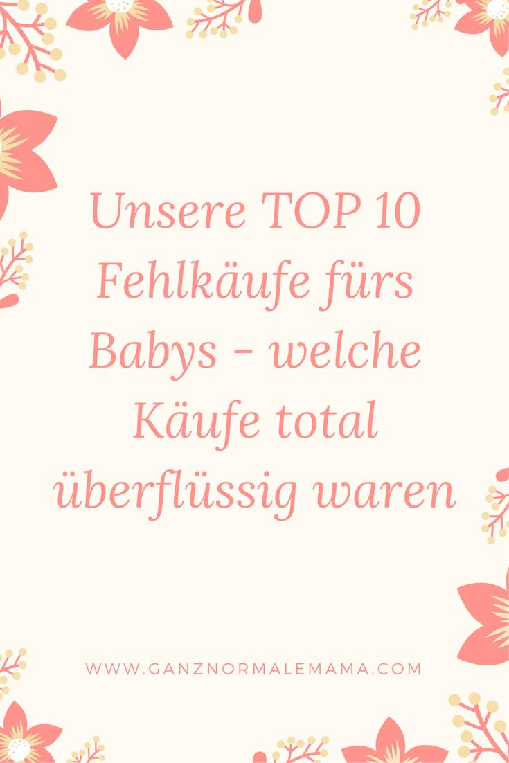 top 10 fehlk ufe f r baby und kind in sachen babyausstattung alles f r die mama. Black Bedroom Furniture Sets. Home Design Ideas