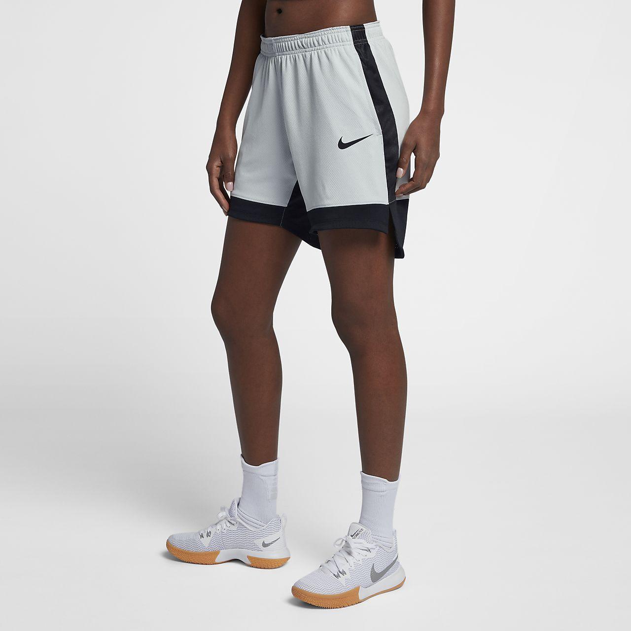 Nike Dri Fit Elite Women S 7 Basketball Shorts Basketball Clothes Retro High Waisted Bikini Summer Gym Outfits