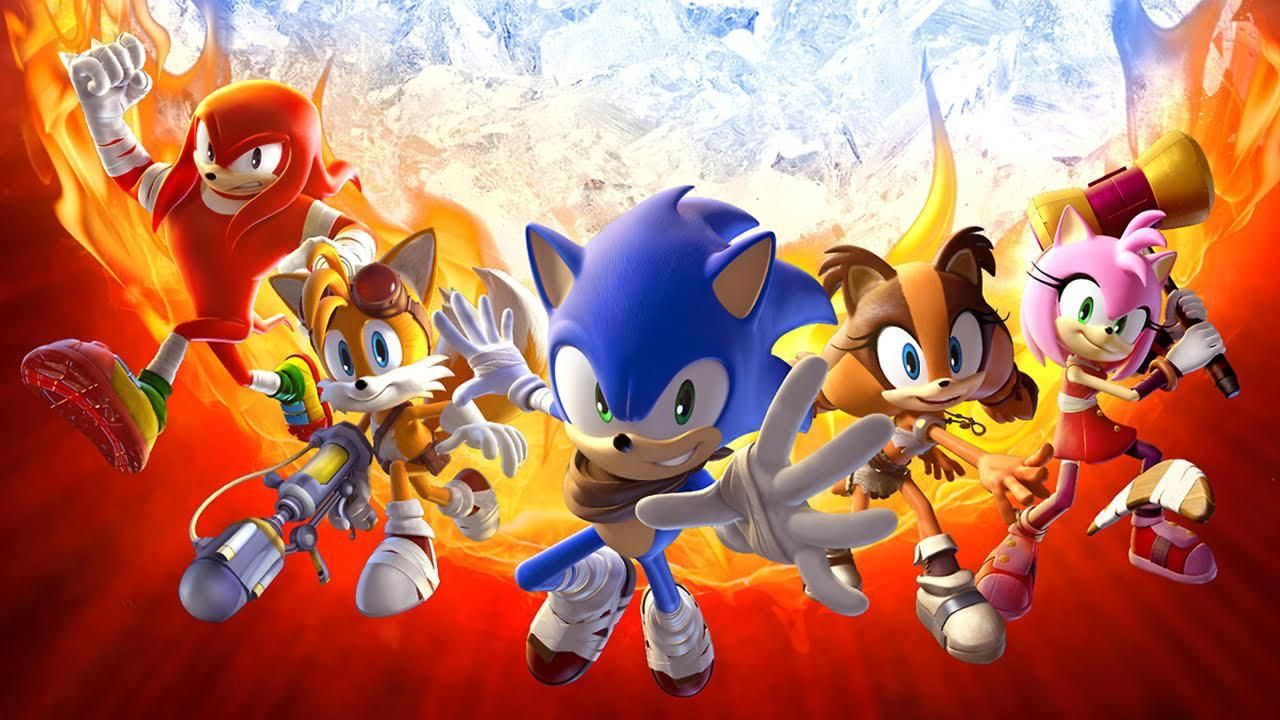 Top 10 The Most Loved Characters In Sonic The Hedgehod Sonic Sega Shop Sonic Sonic Boom Sonic Fan Characters