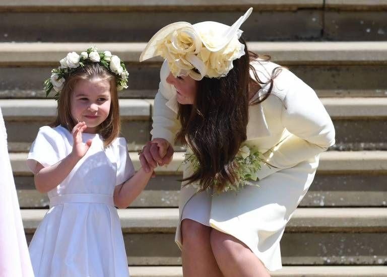 Prinz George Und Prinzessin Charlotte So Unterschiedlich Sind Die Blumenkinder Prinzessin Charlotte Prinzessin Royale Hochzeiten