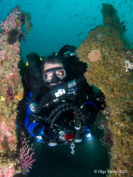 Tips on Scuba Diving with the GoPro HERO3 | scuba
