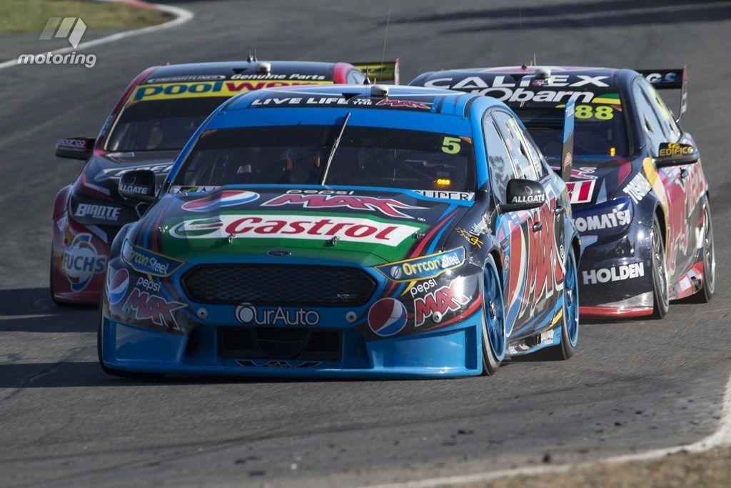 Motorsport All Change At Top In V8 Supercars Super Cars V8 Supercars Motorsport