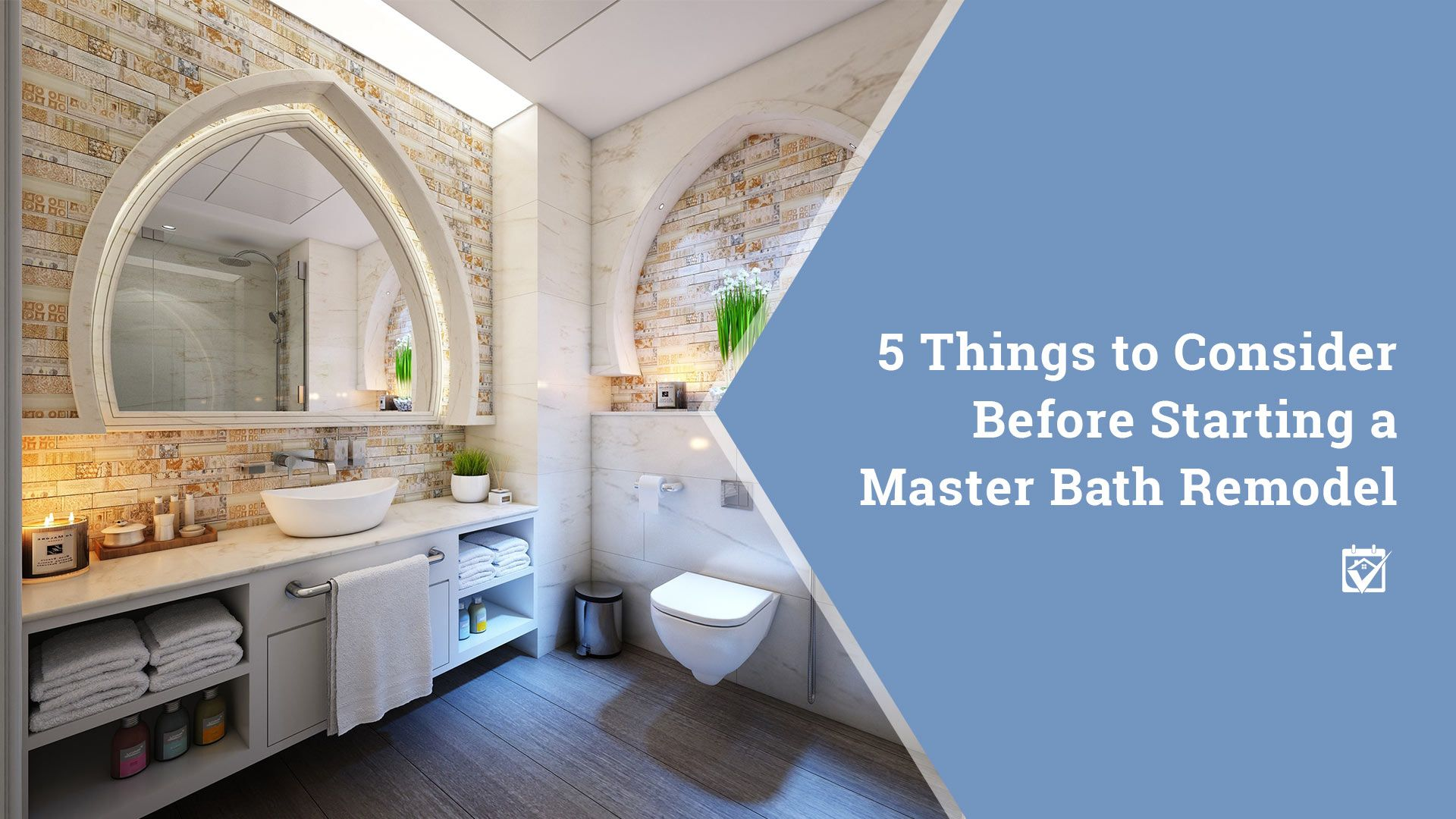 Master Bathrooms Can Add So Much Value To A Home Before You Start - Bathroom remodel value added