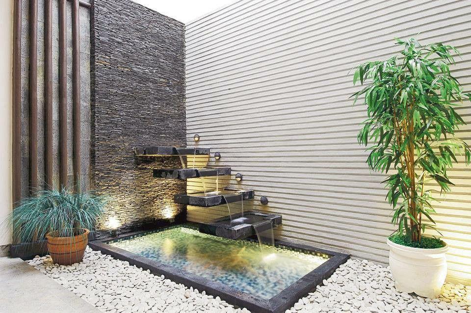 Pancuran Ondo Ponds Backyard Indoor Water Garden Fountains Outdoor