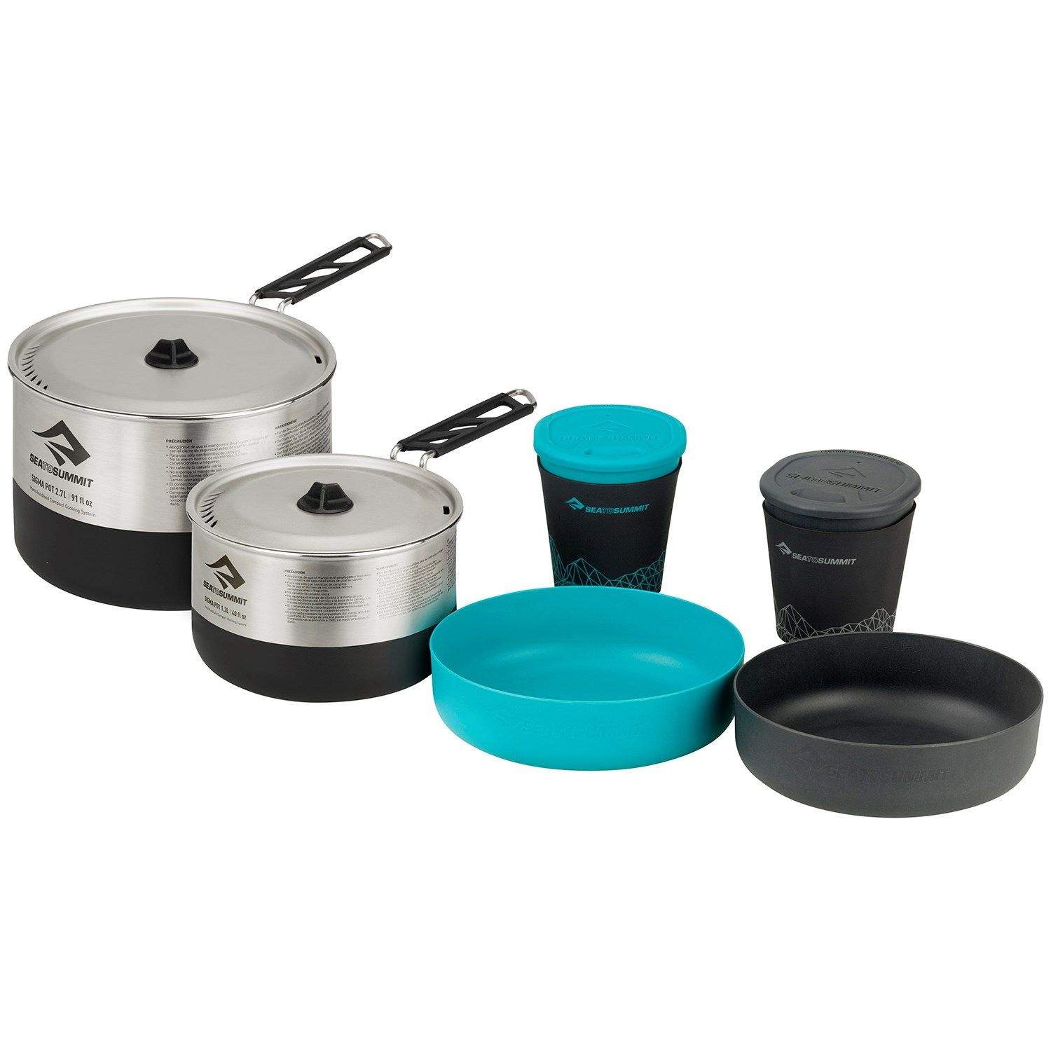Photo of Sea to Summit Sigma Cookset 2.2