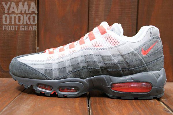 """7c0ffd6add9016 Nike Air Max 95 SI """"Total Crimson"""""""