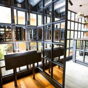 Baños restaurante NOBOOK, Barcelona - Tono Bagno ...