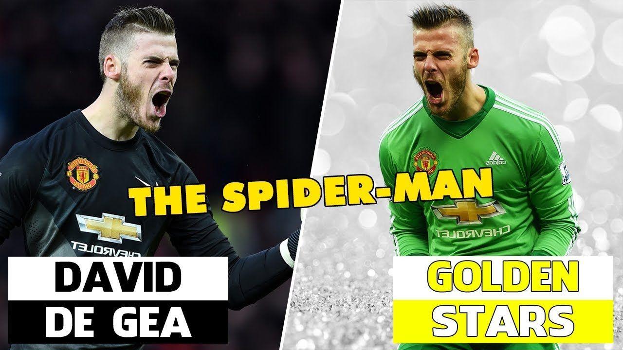 1adcf7481 David De Gea ○ Best Goalkeeper In The World