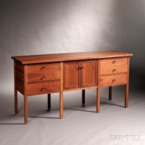 Thomas Moser Windward Huntboard Furniture Huntboard Wood Furniture