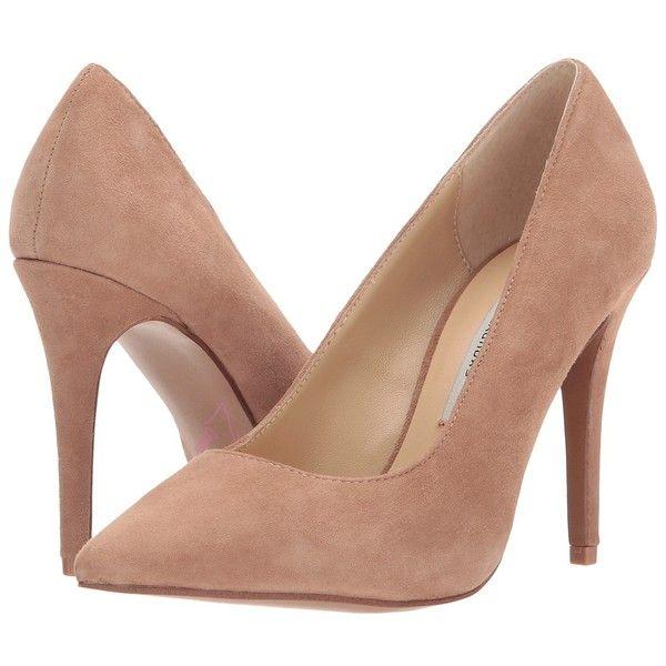f74b9de682468d Kristin Cavallari Gisele (Clay Kid Suede) High Heels ( 130) ❤ liked ...