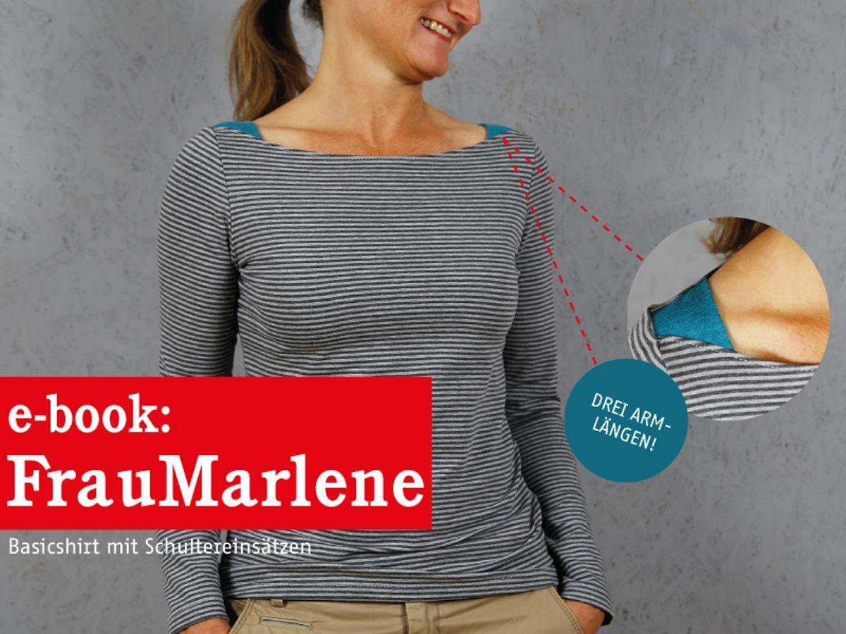 Schnittmuster Frau Marlene von STUDIO SCHNITTREIF