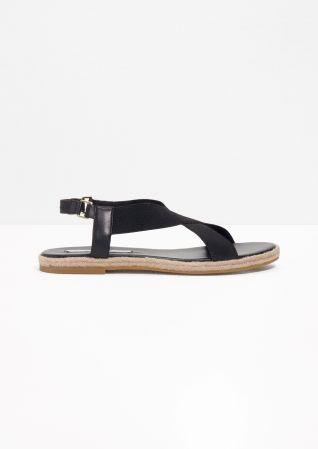 & Other Stories | Espadrille Sandals | Espadrille sandals