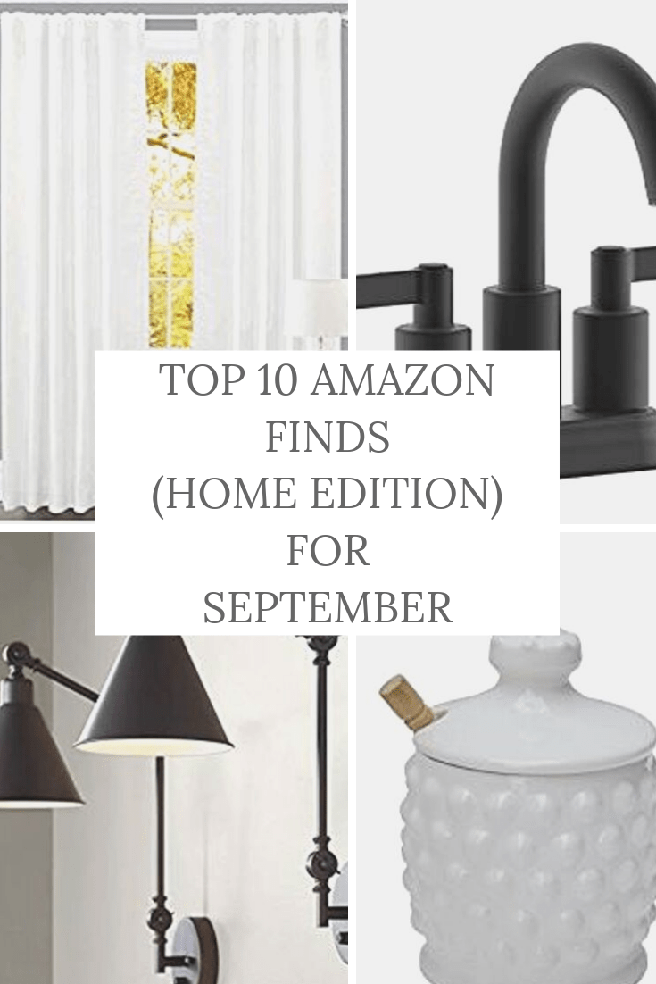 Top 10 Amazon Finds for September: Home Edition   Plug in ... on Corner Sconce Shelf Tray id=56144