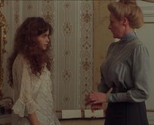 Merchant Ivory Productions The Fashioneaste Helena Bonham Carter Maggie Smith A Fine Romance