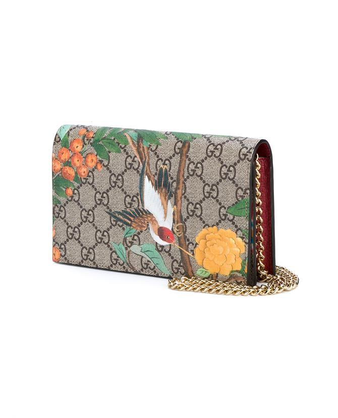 3b5a9ab84874 GUCCI Tian Garden Mini Cross Body Bag | Classic handbags in 2019 ...