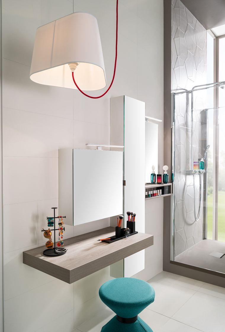 Cr er une salle de bain tendance zoom sur les meubles et - Cout pour faire une salle de bain ...